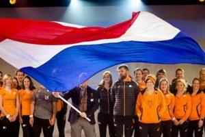 asics schoenen nederlands olympisch team